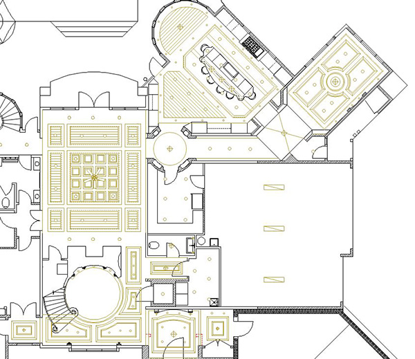 Creative Edge Design Interior Blueprint